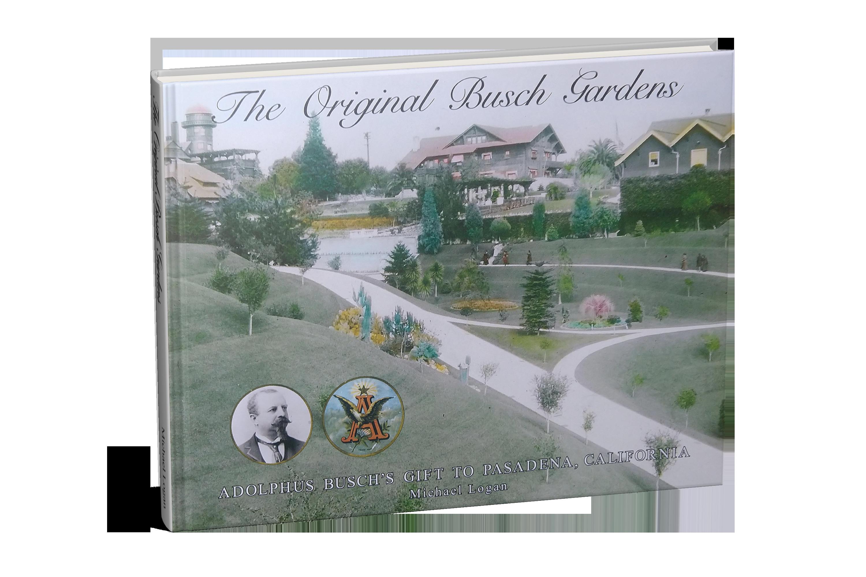 The Original Busch Gardens by Michael Logan