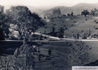 Sunken Gardens: The Original Busch Gardens by Michael Logan